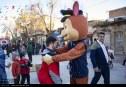 ویدئو: نخستین گذر کودکانه در شیراز