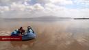 ویدئو: باران جانی دوباره به دریاچه مهارلو بخشید