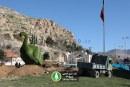 گزارش تصویری: نوسازی طاووس شیراز
