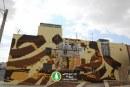 عکس : نقاشی دیواری چهارراه دلگشا