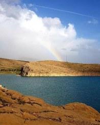 وضعیت سدهای فارس پس از بارندگیها