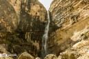 گزارش تصویری : جان گرفتن بلندترین آبشار فصلی خاورمیانه در نی ریز
