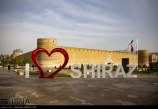 گزارش تصویری : المانهای نوروز ۹۸ شیراز
