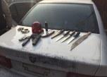 باند سارقان مسلح در شهر جدید صدرا متلاشی شد