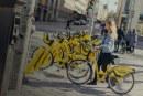 طرح دوچرخه های هوشمند در شیراز اجرا می شود