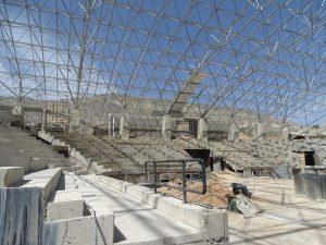 ورزشگاه شش هزار نفری شیراز ۱
