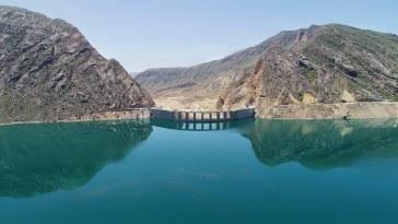 ذخیره هزار و ۶۳۹ میلیون متر مکعب آب پشت سدهای فارس