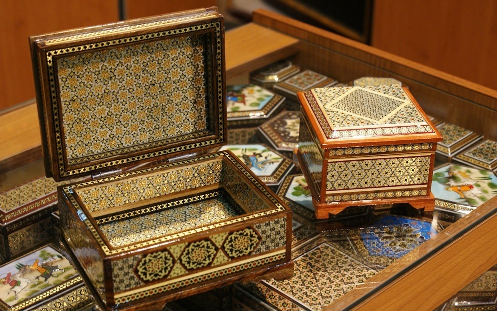 ثبت بینالمللی خاتم شیراز تا پایان امسال