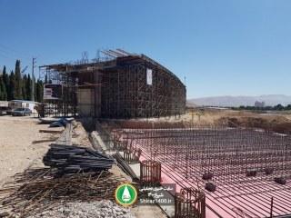 گزارش تصویری: تقاطع مهدیه – امیرکبیر