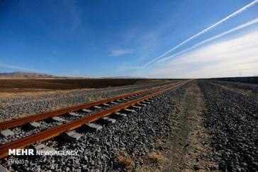سختترین قطعه راهآهن بوشهر – شیراز ۵ درصد پیشرفت فیزیکی دارد