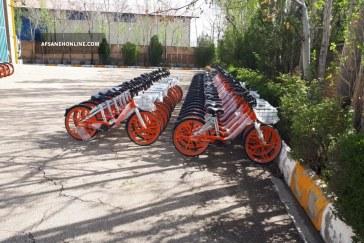 ورود هزار دستگاه دوچرخه نسل چهار به شیراز / آغاز عملیات اجرایی تراموا