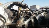 ۸ کشته و زخمی در سانحه رانندگی فارس