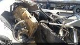 حوادث رانندگی فارس در ۴۳ روز ۷۹ کشته برجا گذاشت