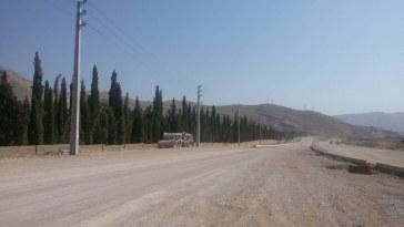 ویدیو: آخرین روند ساخت بزرگراه مهدیه