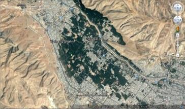 ببینید: باغهای شیراز در ۱۵ سال اخیر چگونه نابود شدند