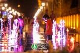 گزارش تصویری : پیاده راه مصلی نژاد