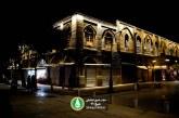 گزارش تصویری : نورپردازی پیاده راه وکیل و گذر نارنجستان