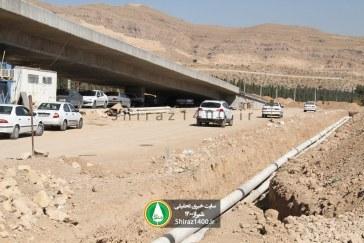 هیچ پروژه عمرانی در شیراز متوقف نمیشود