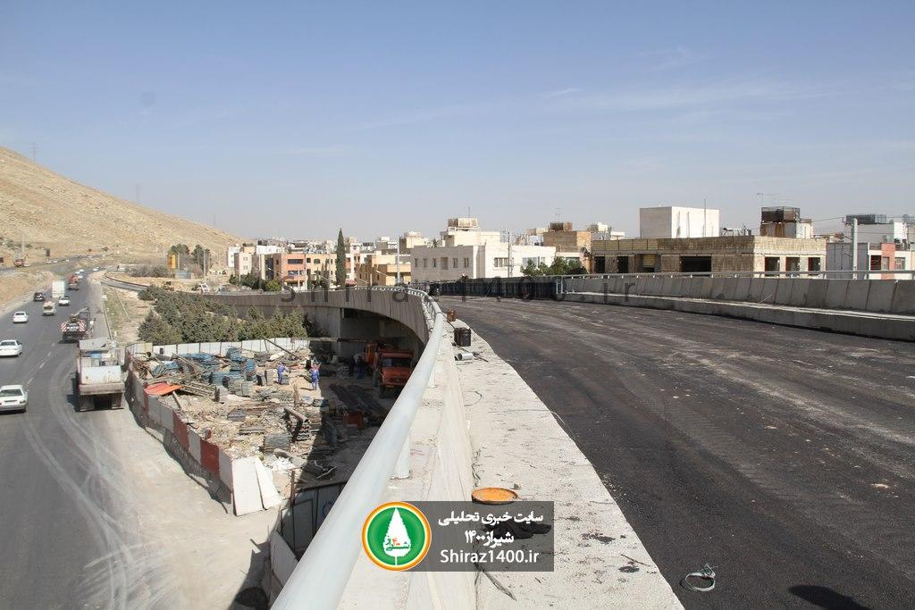 گزارش تصویری: پیشرفت تقاطع رودکی – اسفند ۹۸
