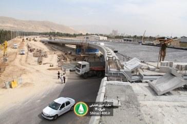 گزارش تصویری: تقاطع و بزرگراه مهدیه