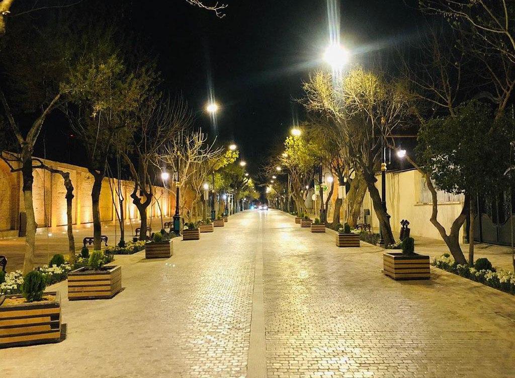ویدئو: تکمیل سنگ فرش خیابان طالقانی