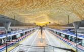 گزارش تصویری : ایستگاه مترو وکیل آماده افتتاح