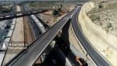 گزارش تصویری: تصاویر هوایی از مجموعه پلهای رودکی