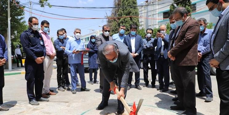 آغاز عملیات اجرایی بزرگترین اورژانس جنوب کشور در شیراز