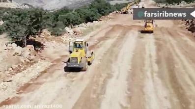 ویدئو: بهره برداری از بزرگراه شیراز – قائمیه؛ تا پایان امسال