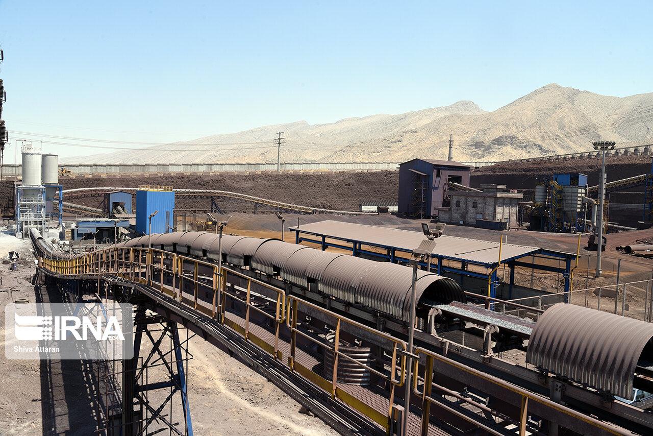 صادرات ۲۶۰ میلیون دلاری مجتمع صنعتی ذوب آهن پاسارگاد