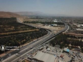گزارش تصویری : تکمیل و افتتاح فاز اول تقاطع مهدیه امیرکبیر ( استاد بهمن بیگی )