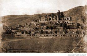 مجموعه تاریخی باغ تخت احیا می شود