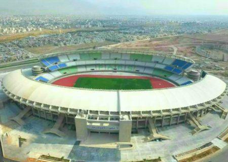 چمن جدید استادیوم پارس قابلیت میزبانی فینال جام حذفی را ندارد!
