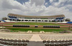 نواقص ورزشگاه پارس برطرف میشود