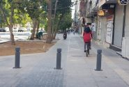 ثبت رکورد زمانی بهسازی پیاده رو عفیف آباد در کتاب گینس