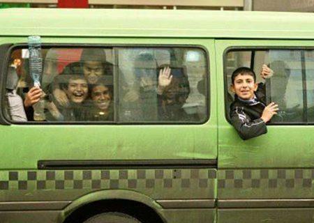 استرداد قسط سوم سرویس مدارس شیراز به دانشآموزان