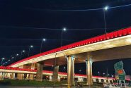 ۲۵ روز تا پایان زمان وعده شهردار شیراز برای رونمایی از ۱۰ پروژه نورپردازی