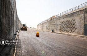 گزارش تصویری: پروژه زیرگذر جنوبی علی ابن حمزه