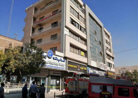 عامل آتشزدن مطب دکتر در شیراز دستگیر شد