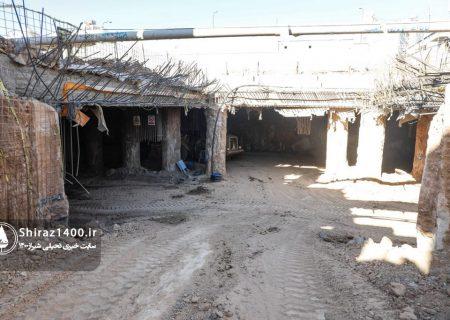 عکس: خط دو مترو شیراز/ مهر ۹۹