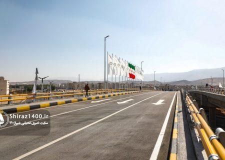 عکس: افتتاح تقاطع فرهنگیان – کمربندی
