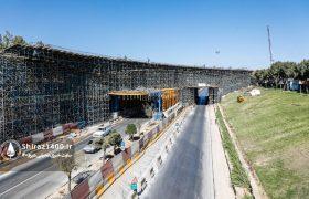 عکس: پیشرفت پروژه چپگرد صدرا / آبان ۹۹