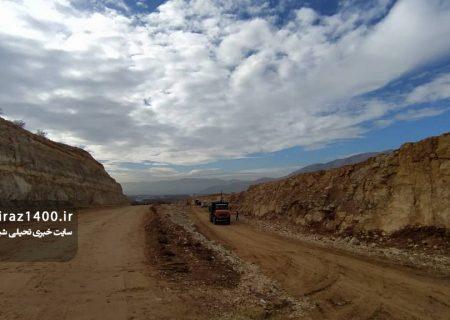 گزارش تصویری:  فاز نهایی بزرگراه کوهسار / آذر ۹۹