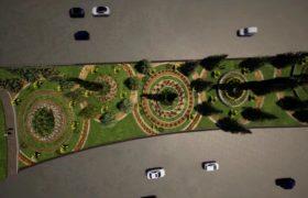 ویدئو: جابجایی درختان ابتدای بولوار هفت تنان در راستای زیباسازی ورودی شیراز