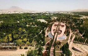 پروژه باغ موزه هنر شیراز