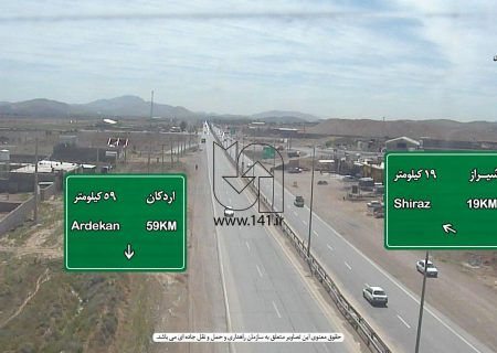 افزایش ۱۰۴ درصدی تردد در جادههای فارس