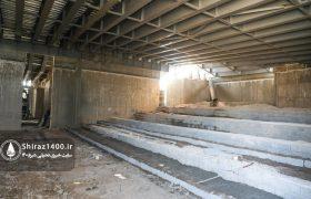 عکس: پیشرفت پروژه پردیس سینمایی جوان / فروردین ۱۴۰۰