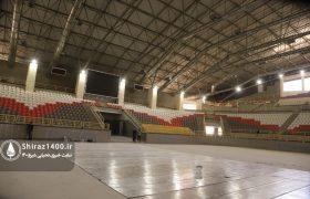 وعده افتتاح ورزشگاه ۶ هزار نفری شیراز در خرداد