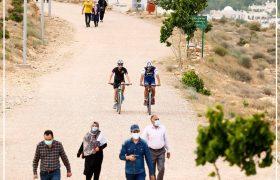 عکس: پیاده راه قندیلی چمران