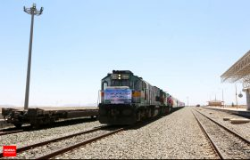 مسیر ریلی شیراز – مشهد ۴ ساعت کوتاهتر شد